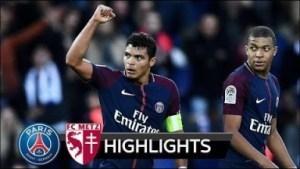 Video: PSG vs Metz 5-0 - All Goals & Extended Highlights - 10/03/2018 HD